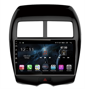 Farcar TG026R (S400) с DSP + 4G SIM для Peugeot 4008 2012-2018 на Android 10.0
