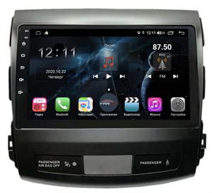 Farcar TG056R (S400) с DSP + 4G SIM для Citroen C-Crosser 2007-2013 на Android 10.0