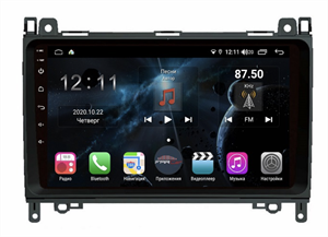 Farcar TG068R (S400) с DSP + 4G SIM для Volkswagen Crafter 2006-2016 на Android 10.0