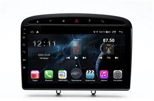 Farcar TG083R (S400) с DSP + 4G SIM для Peugeot 308 I, 408, RCZ I 2010-2017 на Android 10.0