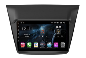 Farcar TG094R (S400) с DSP + 4G SIM для Mitsubishi L200 IV 2006-2015 Android 10.0
