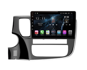 Farcar TG1006R (S400) с DSP + 4G SIM для Mitsubishi Outlander III 2013-2020 на Android 10.0
