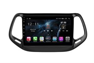 Farcar TG1008R (S400) с DSP + 4G SIM для Jeep Compass II 2017-2021 на Android 10.0
