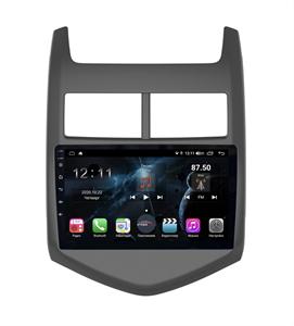 Farcar TG107R (S400) с DSP + 4G SIM для Chevrolet Aveo 2011+ на Android 10.0