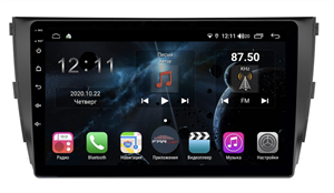 Farcar TG1134R (S400) с DSP + 4G SIM для Zotye T600 на Android 10.0