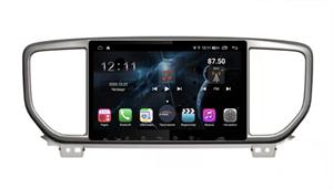 Farcar TG1143R (S400)-SIM 4G с DSP для KIA Sportage IV 2018-2020 на Android 10.0