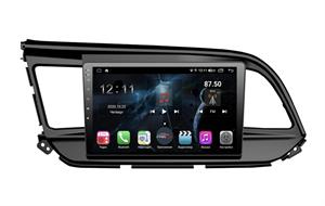 Farcar TG1159R (S400) с DSP + 4G SIM для Hyundai Elantra 2018+ на Android 10.0
