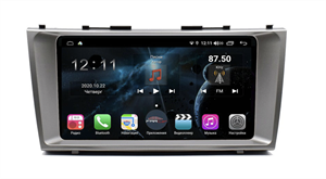 Farcar TG1171R (S400) с DSP + 4G SIM для Toyota Camry V40 2006-2011 на Android 10.0