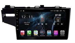 Farcar TG1185R (S400) с DSP + 4G SIM для Honda Fit III 2014 - 2017 на Android 10.0