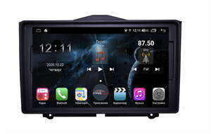 Farcar TG1206R (S400) с DSP + 4G SIM для Lada Granta I 2018-2019 на Android 10.0