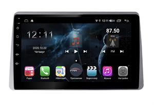 Farcar TG1219R (S400) с DSP + 4G SIM для Renault Arcana 2020+ на Android 10.0