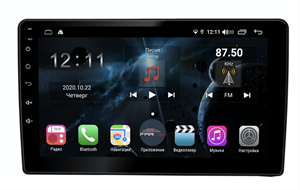 Farcar TG233R (S400) с DSP + 4G SIM для Hyundai Starex H1 2007-2016 на Android 10.0