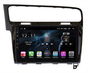 Farcar TG257R (S400) с DSP + 4G SIM для Volkswagen Golf 7 2013-2018 на Android 10.0
