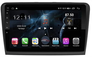 Farcar TG306R (S400) с DSP + 4G SIM для Skoda Superb II (B6) 2008-2015 на Android 10.0