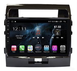Farcar TG381R (S400) с DSP + 4G SIM для Toyota Land Cruiser 200 2007-2015 на Android 10.0