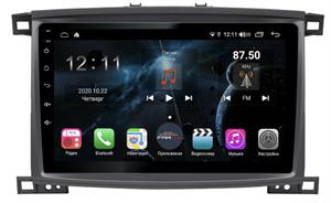 Farcar TG457/1166R (S400) с DSP + 4G SIM для Toyota Land Cruiser 100 2002-2007 на Android 10.0