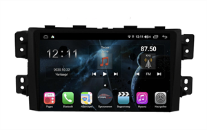 Farcar TG465R (S400) с DSP + 4G SIM для Kia Mohave I 2008-2018 на Android 10.0
