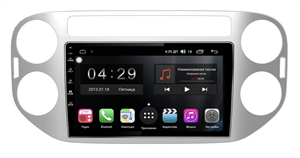 Farcar TG489R (S400) с DSP + 4G SIM для Volkswagen Tiguan 2007-2011 на Android 10.0