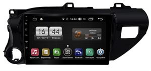 Farcar TG588/1077R (S400) с DSP + 4G SIM для Toyota Hilux 2015-2018 на Android 10.0