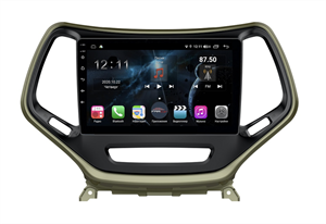 Farcar TG608R (S400) с DSP + 4G SIM для Jeep Cherokee IV (WK2) 2013-2017 на Android 10.0