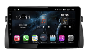 Farcar TG708R (S400) с DSP + 4G SIM для BMW E46 1997-2006 на Android 10.0