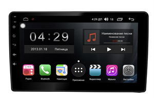 Farcar RG233R (S300)-SIM 4G с DSP для Hyundai Starex H1 2007-2016 на Android 9.0