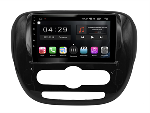 Farcar RG526R (S300)-SIM 4G с DSP для KIA Soul II 2013-2019 на Android 9.0