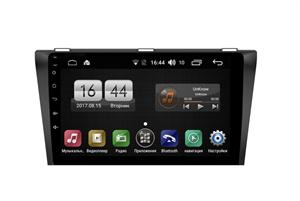 FARCAR LX161R (S195) с DSP для Mazda 3 2004 - 2009 на Android 8.1