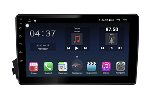 Farcar TG158R (S400) с DSP + 4G SIM для Ssang Yong Kyron 2005-2015 на Android 10.0