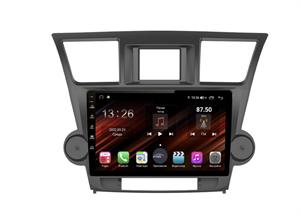 Farcar XH035R (S400) с DSP + 4G SIM (6/128ГБ) для Toyota Highlander (U40) 2007-2013 на Android 10.0