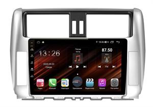 Farcar XH065R (S400) с DSP + 4G SIM (6/128ГБ) для Toyota Land Cruiser Prado 150 2009-2013 на Android 10.0