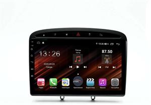 Farcar XH083R  (S400) с DSP + 4G SIM (6/128ГБ) для Peugeot 308 I, 408, RCZ I 2010-2017 на Android 10.0