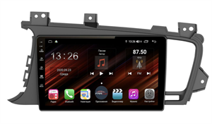 Farcar XH091R (S400) с DSP + 4G SIM (6/128ГБ) для Kia Optima III 2010-2013 на Android 10.0