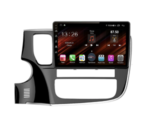 Farcar XH1006R (S400) с DSP + 4G SIM (6/128ГБ) для Mitsubishi Outlander III 2013-2020 на Android 10.0