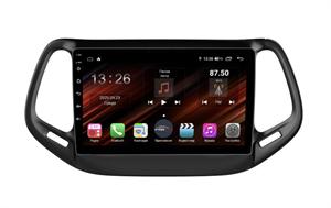 Farcar XH1008R (S400) с DSP + 4G SIM (6/128ГБ) для Jeep Compass II 2017-2021 на Android 10.0