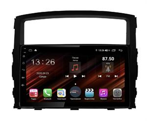 Farcar XH1009R (S400) с DSP + 4G SIM (6/128ГБ) для Mitsubishi Pajero IV 2006-2019 на Android 10.0