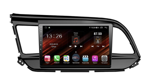 Farcar XH1159R (S400) с DSP + 4G SIM (6/128ГБ) для Hyundai Elantra 2018+ на Android 10.0