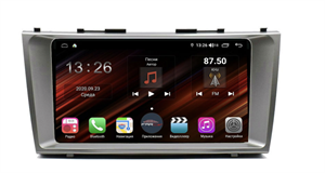 Farcar XH1171R  (S400) с DSP + 4G SIM (6/128ГБ) для Toyota Camry V40 2006-2011 на Android 10.0