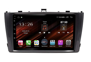 Farcar XH1224R (S400) с DSP + 4G SIM (6/128ГБ) для Toyota Avensis III 2009-2015 на Android 10.0