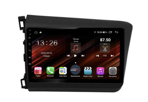 Farcar XH132R (S400) с DSP + 4G SIM (6/128ГБ) для Honda Civic 2012-2015 на Android 10.0