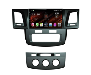Farcar XH143R (S400) с DSP + 4G SIM (6/128ГБ) для Toyota Hilux 2012+ на Android 10.0