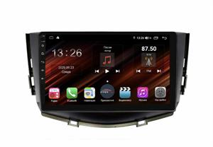 Farcar XH198R (S400) с DSP + 4G SIM (6/128ГБ) для Lifan X60 I 2012-2016 на Android 10.0