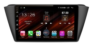 Farcar XH2002R (S400) с DSP + 4G SIM (6/128ГБ) для Skoda Fabia III 2014-2018 на Android 10.0