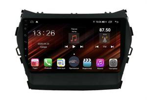 Farcar XH209R (S400) с DSP + 4G SIM (6/128ГБ) для Hyundai Santa Fe III 2012-2019 на Android 10.0