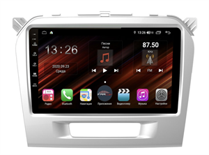 Farcar XH212/571R (S400) с DSP + 4G SIM (6/128ГБ) для Suzuki Vitara 2015+ на Android 10.0