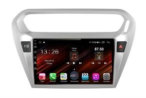 Farcar XH294R (S400) с DSP + 4G SIM (6/128ГБ) для Peugeot 301 I 2012-2018 на Android 10.0
