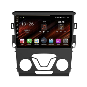 Farcar XH377R (S400) с DSP + 4G SIM (6/128ГБ) для Ford Mondeo V 2015-2017 на Android 10.0
