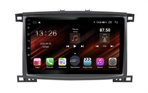 Farcar XH457/1166R (S400) с DSP + 4G SIM (6/128ГБ) для Toyota Land Cruiser 100 2002-2007 на Android 10.0