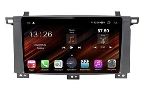 Farcar XH457/1234R (S400) с DSP + 4G SIM (6/128ГБ) для Toyota Land Cruiser 100 2002-2007 на Android 10.0