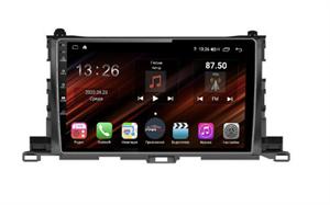 Farcar XH467R (S400) с DSP + 4G SIM (6/128ГБ) для Toyota Highlander (U50) 2014-2018 на Android 10.0